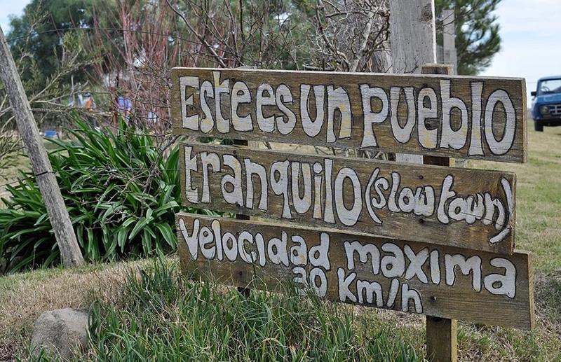 Como chegar no Pueblo Edén no Uruguai