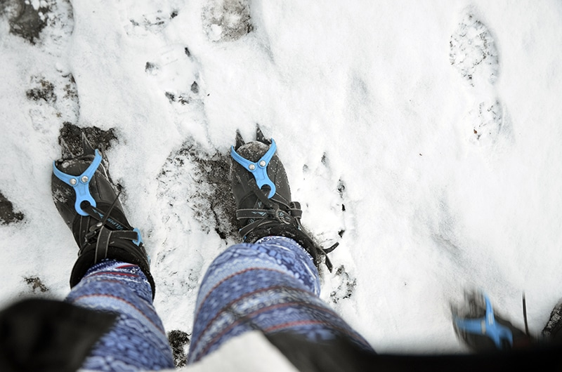 Passeios com neve na Argentina