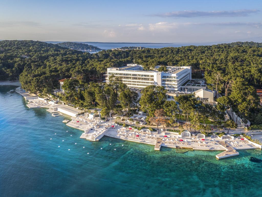 Hotéis de luxo na Croácia