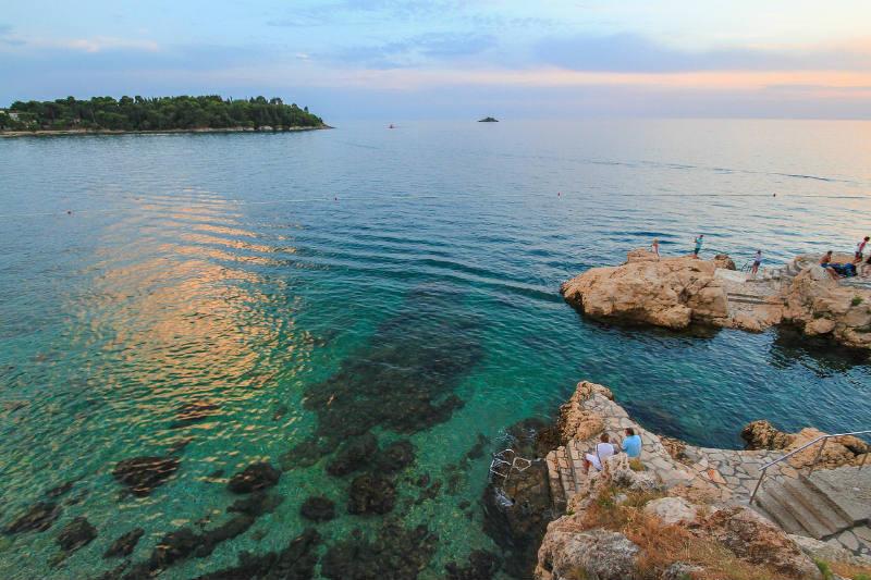 Hospedagem de luxo na Croácia