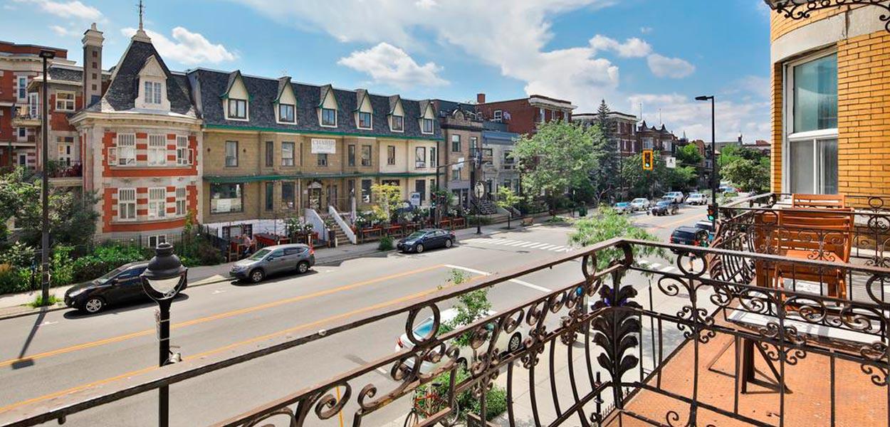 onde ficar em montreal bairros