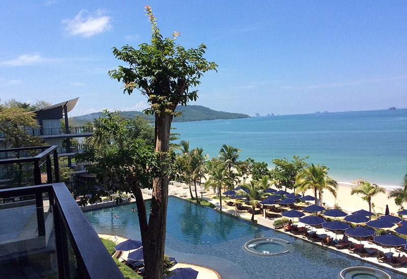 Onde ficar hospedado: Krabi, Ao Nang ou Railay Beach