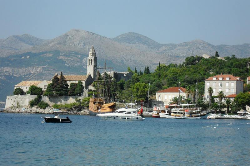 Resorts na Croácia