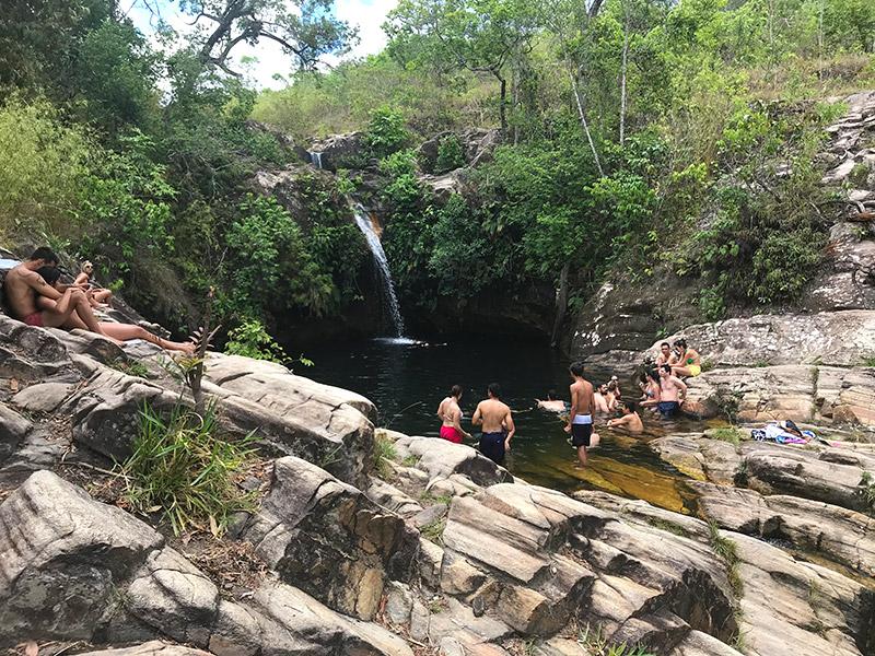 Cachoeiras de Pirenópolis