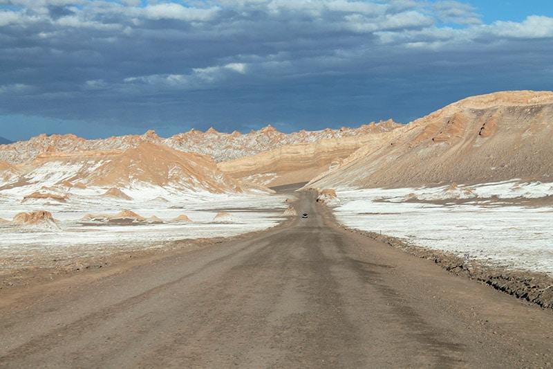 Clima no Deserto do Atacama