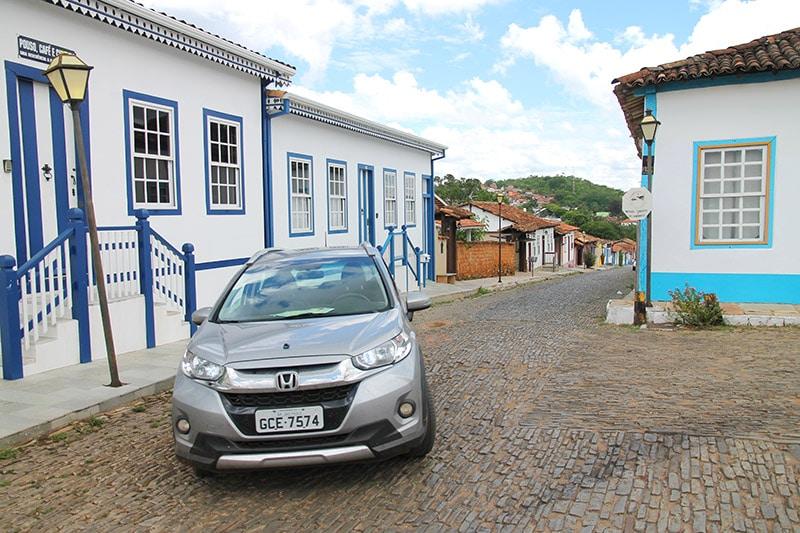 Como chegar em Pirenópolis