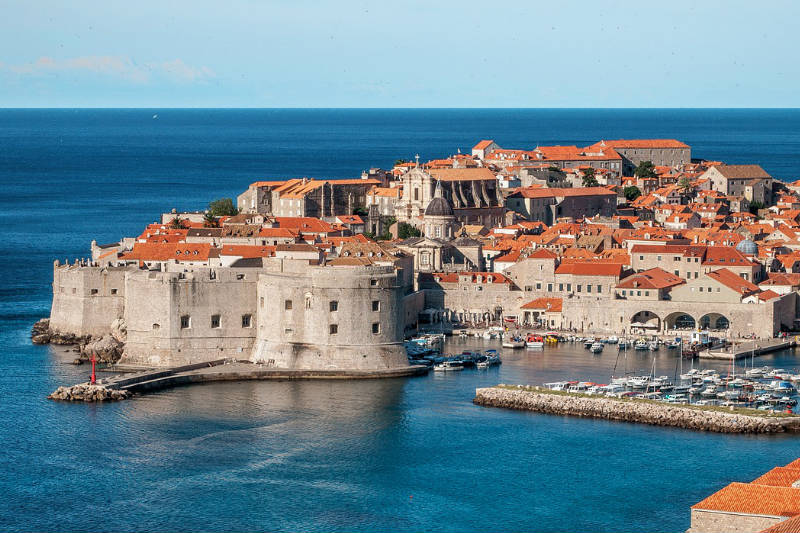 Roteiro para Croácia: Dubrovnik