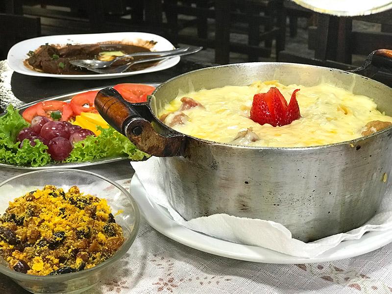 Onde comer em Pirenópolis