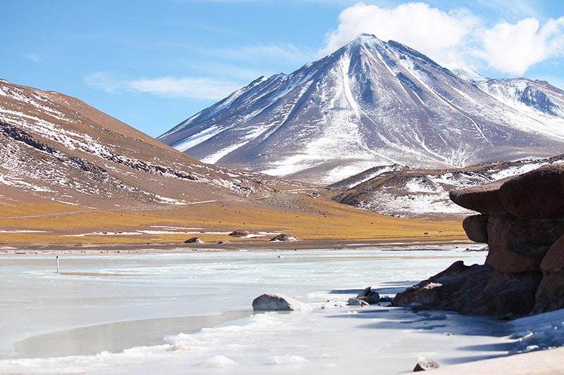No inverno faz frio no Atacama