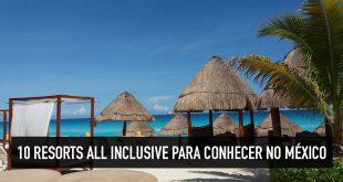 Hotéis all inclusive no México