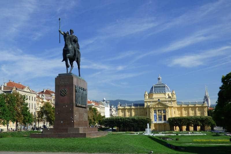 Roteiro de 7 dias na Croácia
