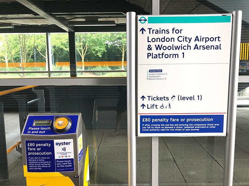 Sistema de transporte de Londres