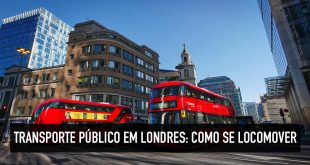 Transporte público e como se locomover em Londres