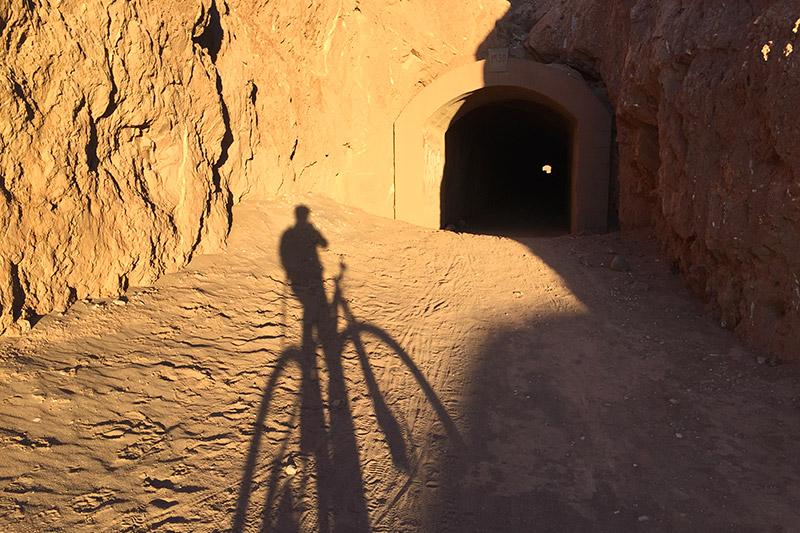 Aluguel de bicicleta no Atacama