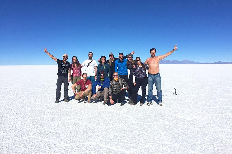 Mala de viagem para o Atacama