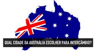 Quais cidades da Austrália escolher para o seu intercâmbio?