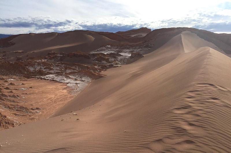 Vale a pena alugar uma bicicleta no Deserto do Atacama