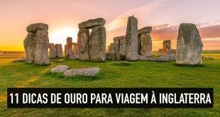 Viagem para Inglaterra: 11 dicas de ouro para embarcar ao país