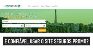 É confiável comprar no site Seguros Promo?