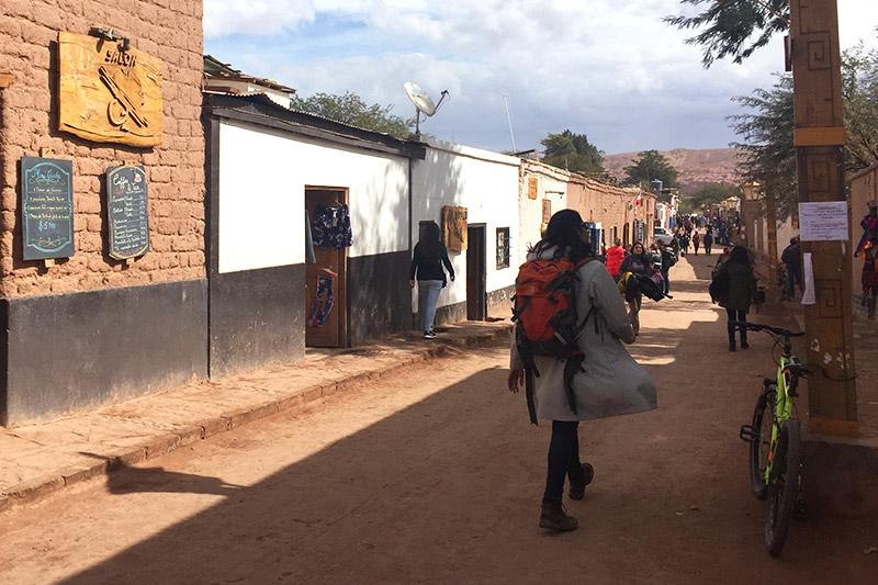 Levar mala ou mochila para o Atacama?