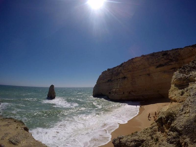 Quais são as melhores praias do Algarve