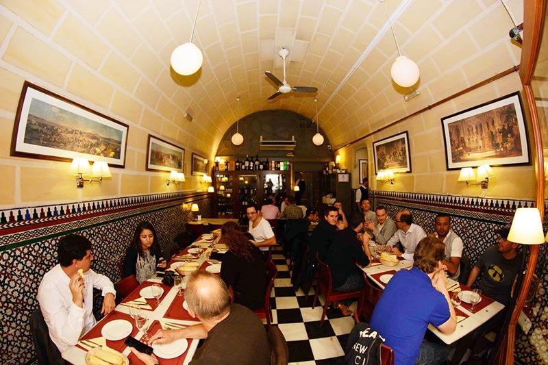 Dicas de bares em Sevilha