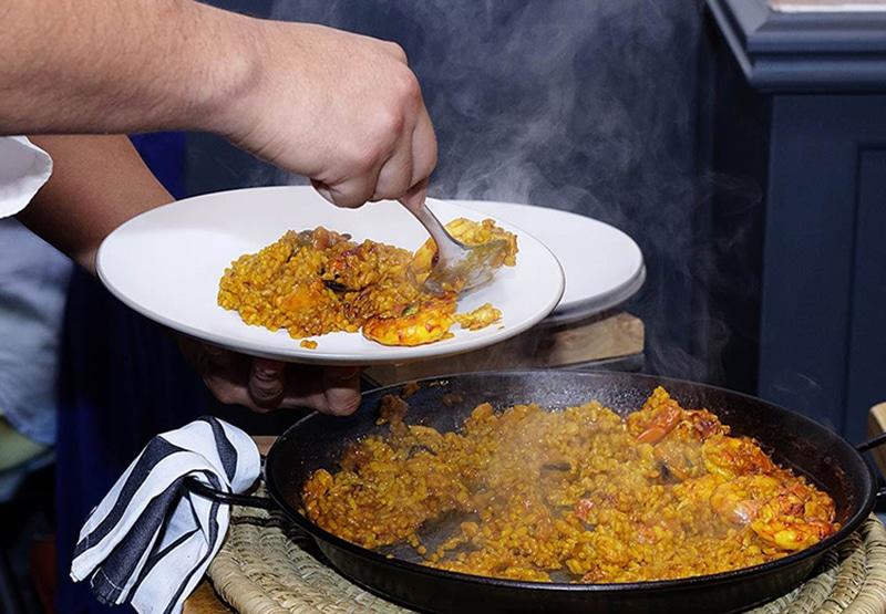 Dicas de restaurantes em Sevilha