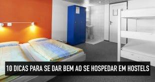 O que saber antes de escolher um hostel