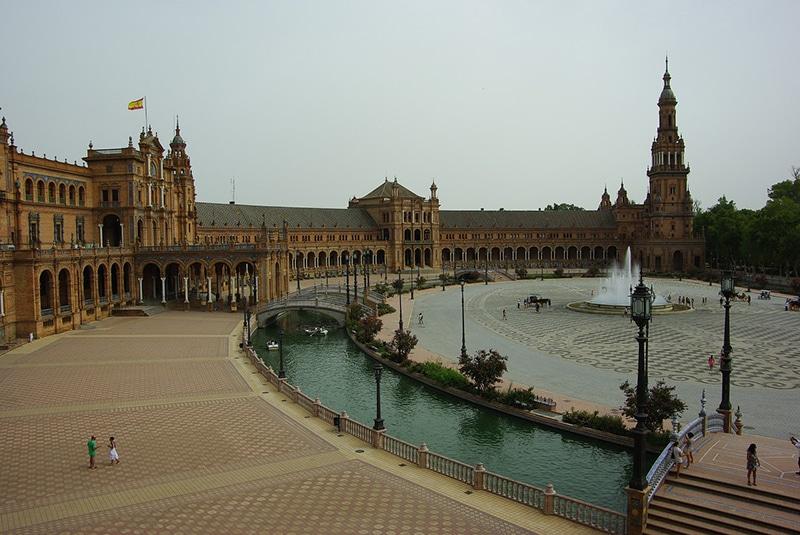 Lugares mais bonitos de Sevilha