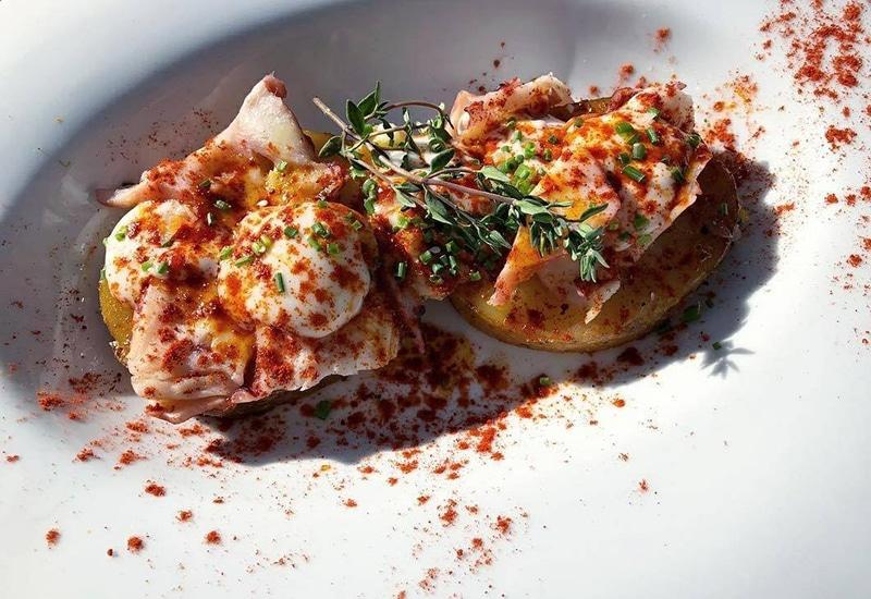 Pratos de típicos de Sevilha