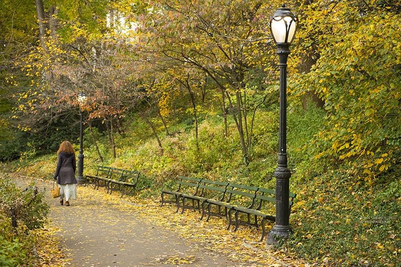 Central Park em NY