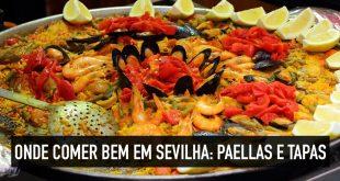 Dicas de restaurantes em Sevilha na Espanha
