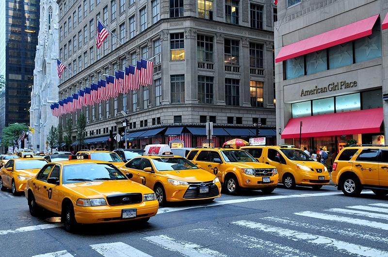Onde comprar souvenir em Nova York