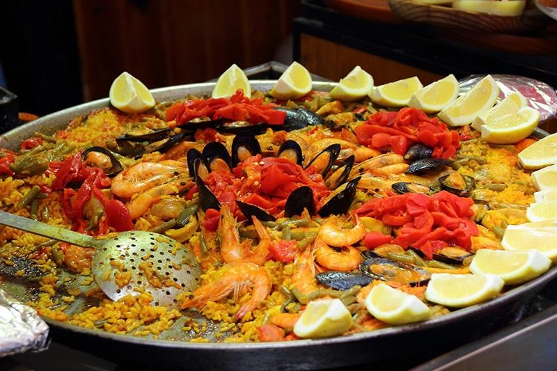 Onde comer paella em Sevilha
