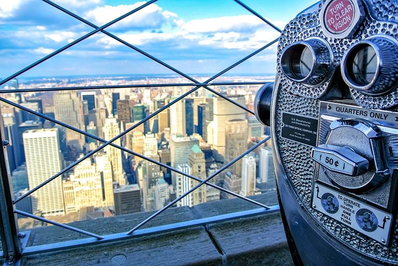 Melhores paisagem de Nova York