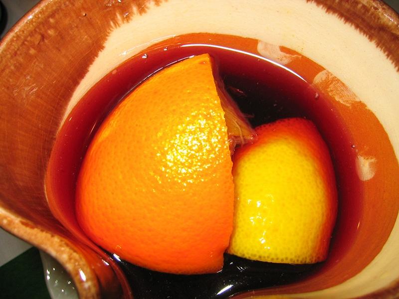 Bebida típica de Sevilha