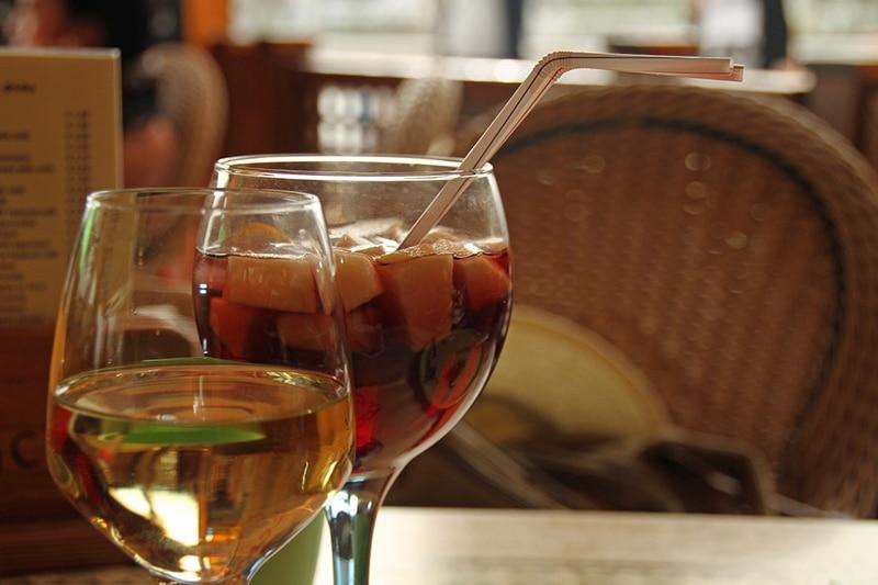 Bebidas típicas de Sevilha