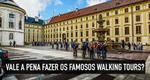 Dicas para aproveitar mais os walking tours