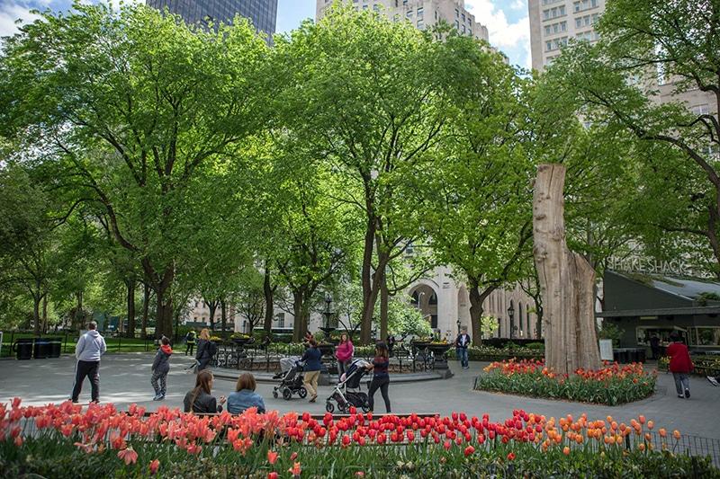 Parques de Nova York além do Central Park