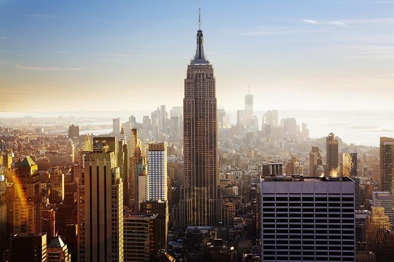 Prédio que aparece nos filmes em Nova York