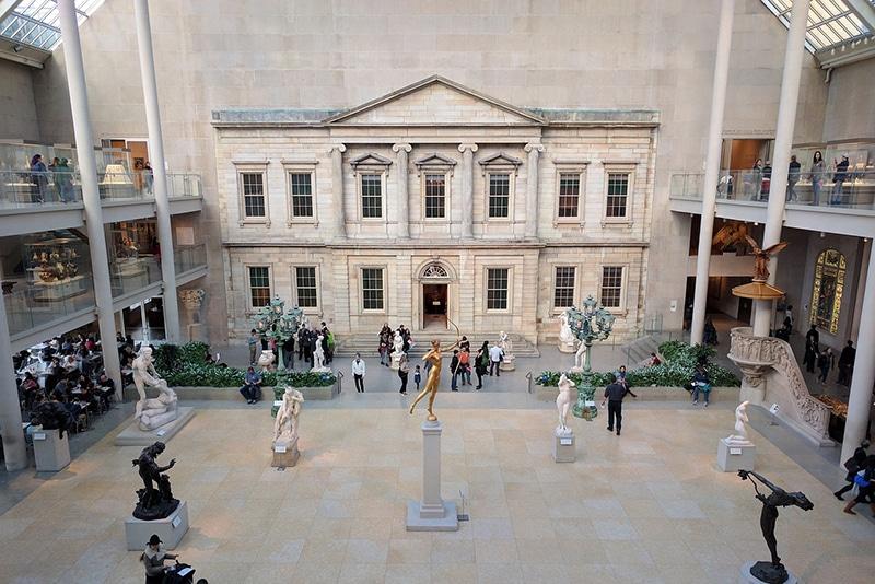Vale a pena visita o Metropolitan Museum of Art