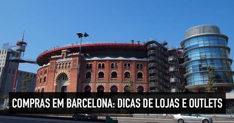 Compras em Barcelona  dicas de outlets a1e1a3a6e84