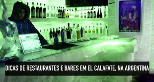 Restaurantes em El Calafate, na Argentina