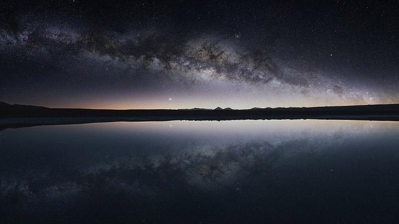Estrelas do Atacama