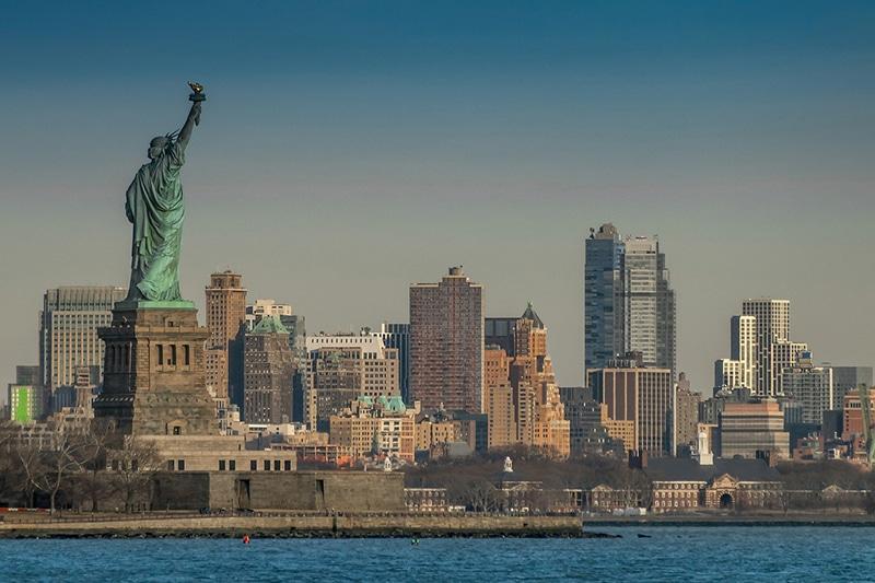 Nova York pela primeira vez