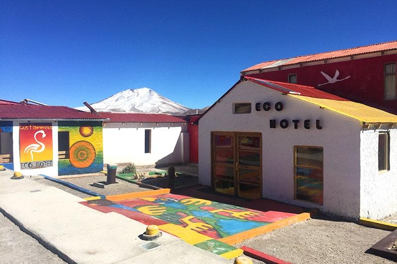 Onde ficar no Salar de Uyuni