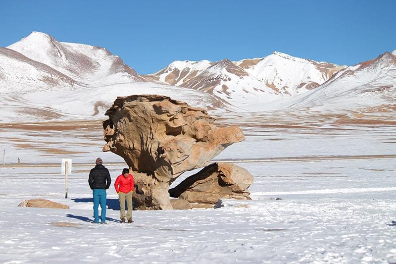 Pontos turísticos do Salar de Uyuni
