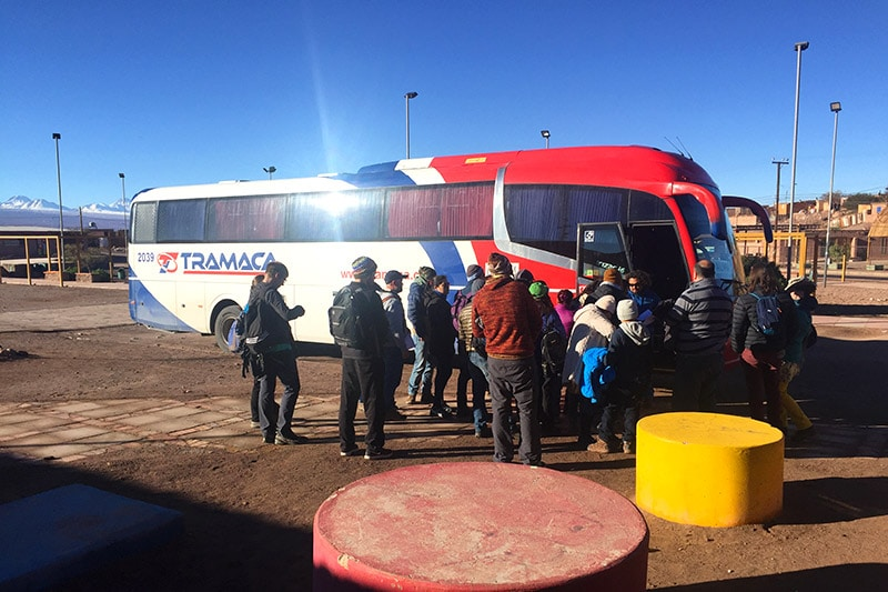 Projeto ALMA no Deserto do Atacama