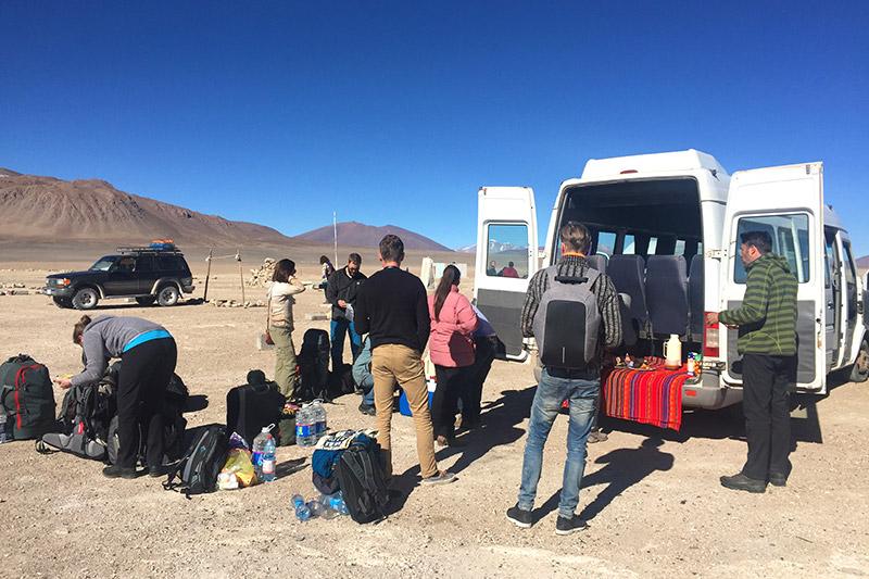Tour no Salar de Uyuni