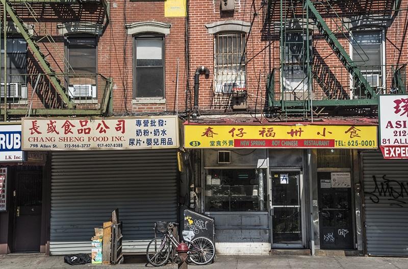 O que fazem em Chinatown